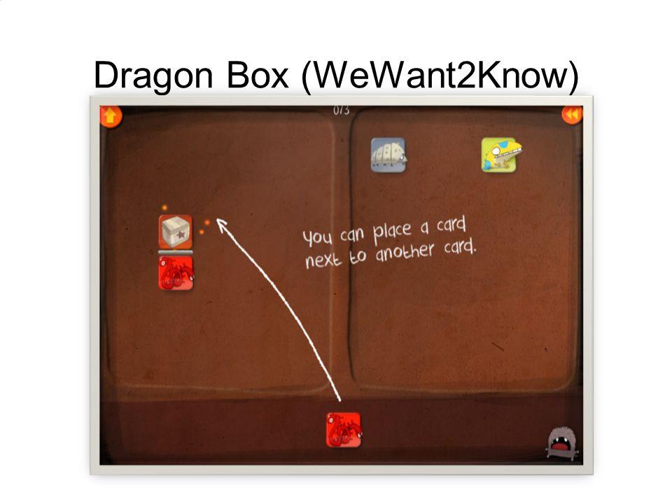 Dragon Box (WeWant2Know)