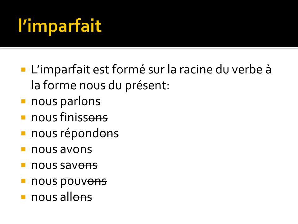 lidée du verbe de délacement est limitée, en français, à un petit groupe de verbes.