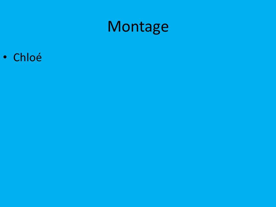 Montage Chloé