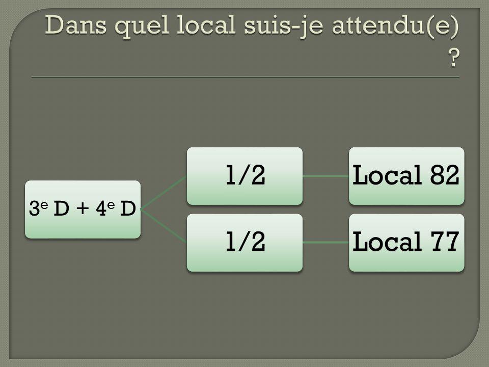 3 e D + 4 e D 1/2Local 821/2Local 77