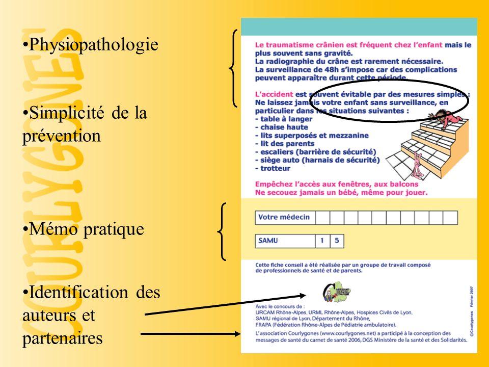 Diffusion et évaluation de limpact de la campagne Diffusion du message 5 – maternités –Hôpitaux, JUP, GPL, MMG –FRAPA & JUVENTUS Site: www.courlygones.net Evaluation: 1 thèse 5- Stagnara J.