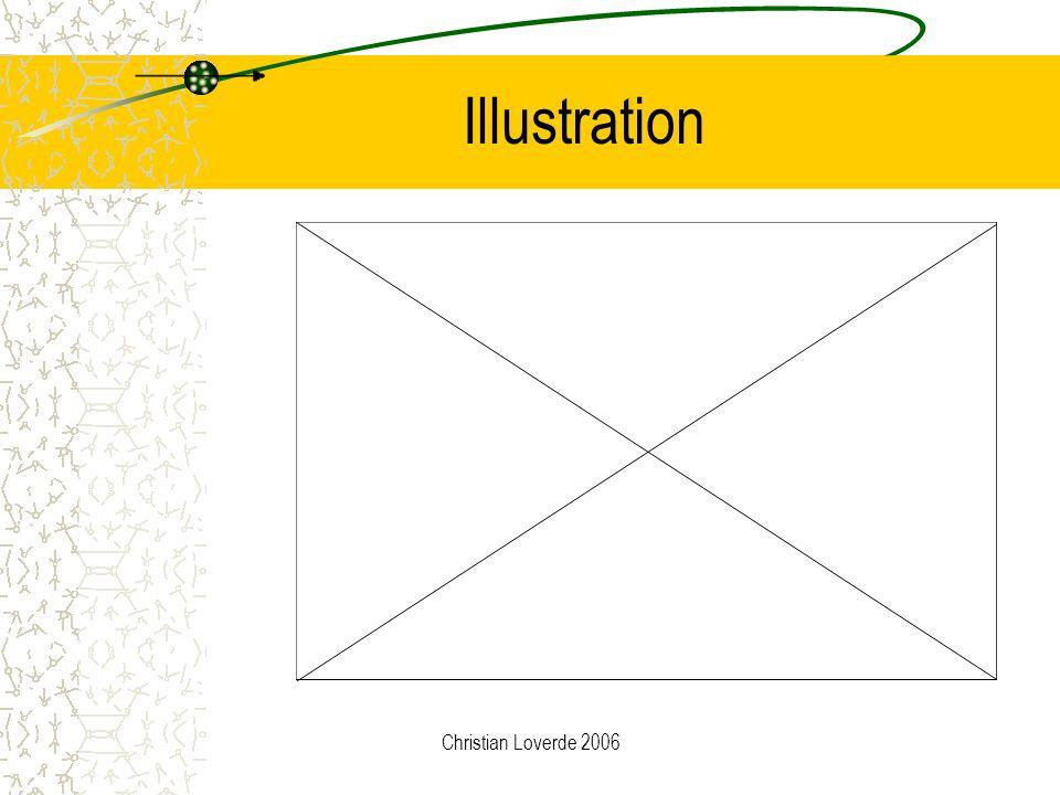 Christian Loverde 2006 Illustration