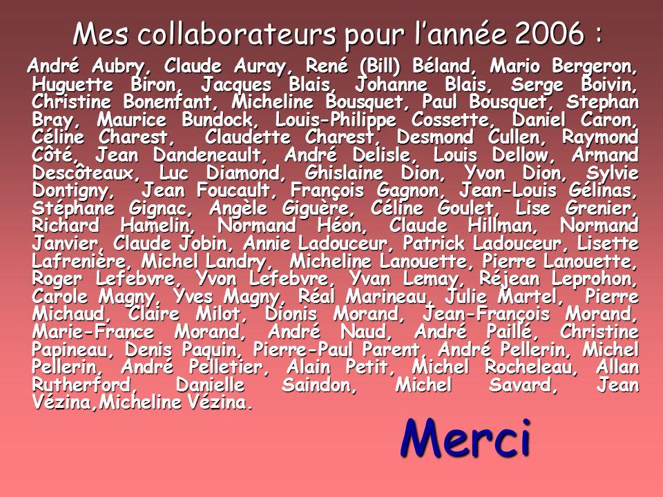 Micheline Lanouette 2e trou Luc Diamond 2e trou