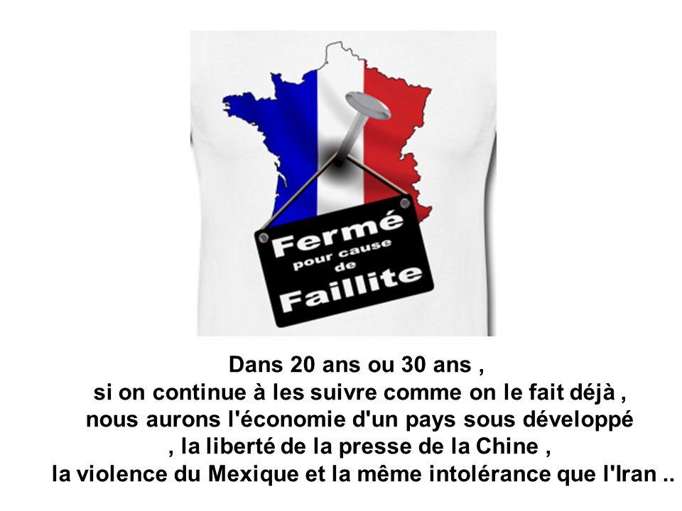 Fatigué de recevoir des leçons des mêmes, qui appellent de leurs voix une France ouverte à tous, alors que tant d'entre eux résident à l'étranger pour