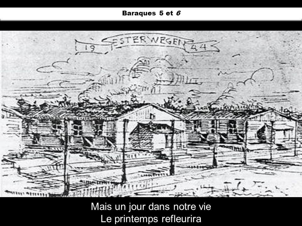Schéma densemble du camp dEsterwegen. Oh! Terre de détresse Où nous devons sans cesse … Piocher