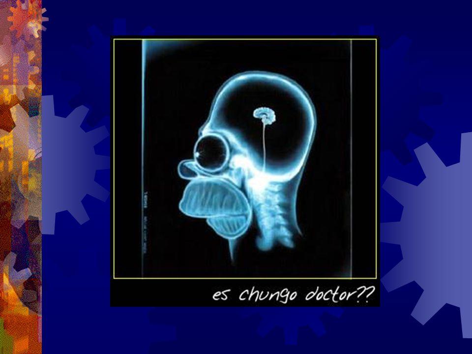 Là on ma dit: «tas donc rien dans la cervelle? » Je suis donc allé me faire prendre une radiographie de mon cerveau…