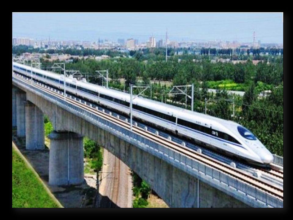 Le pont Yangcun (Chine) : 35.8 km, pour la ligne à grande vitesse