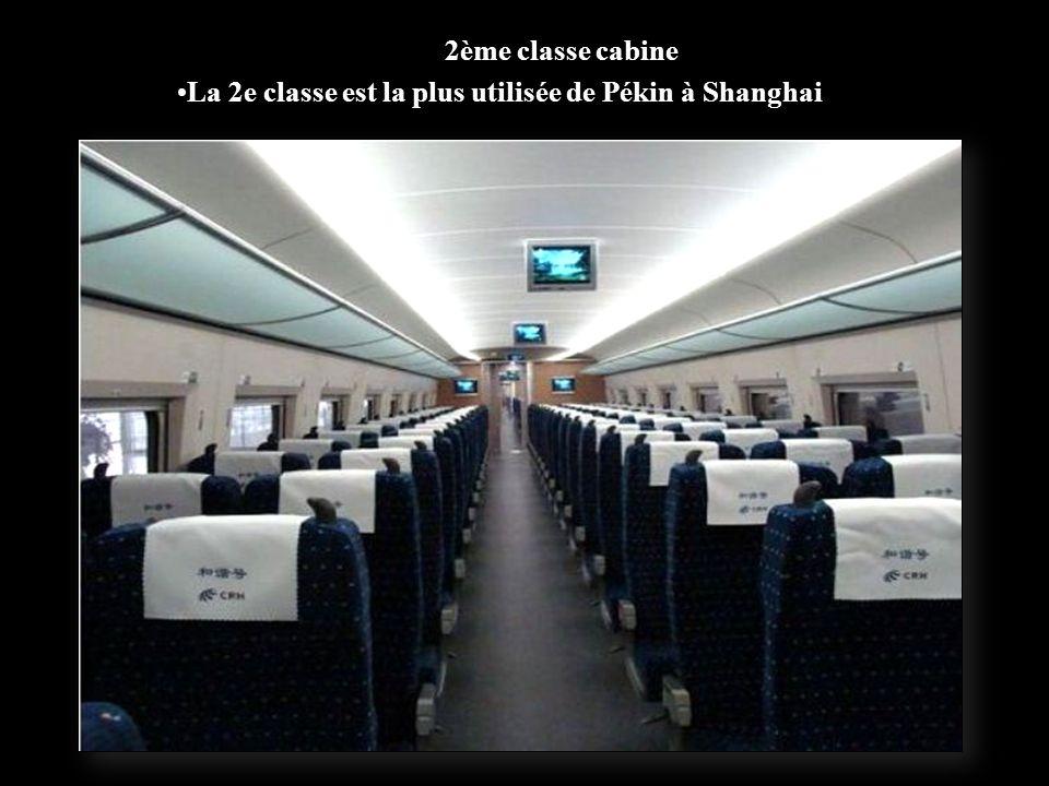 Salle à manger sur Pékin-Shanghaï