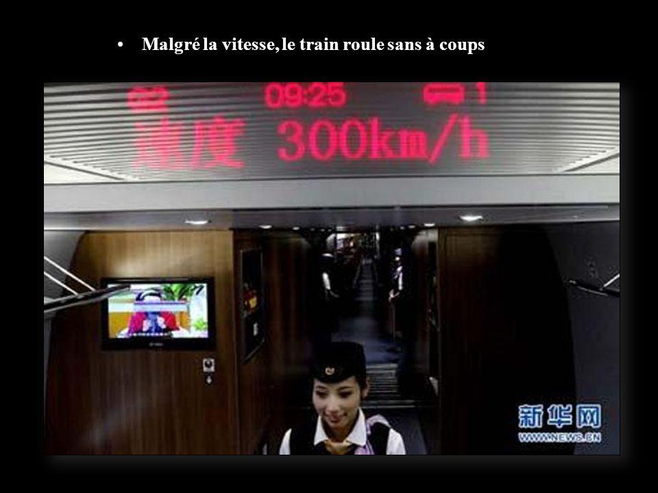 2ème classe cabine La 2e classe est la plus utilisée de Pékin à Shanghai