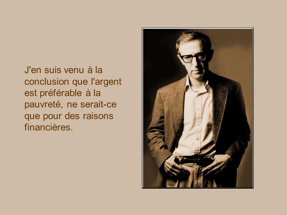 Acteur, scénariste, producteur, réalisateur et auteur, Woody Allen possède, outre tous ces talents, un remarquable sens de lhumour. Ce Juif new-yorkai