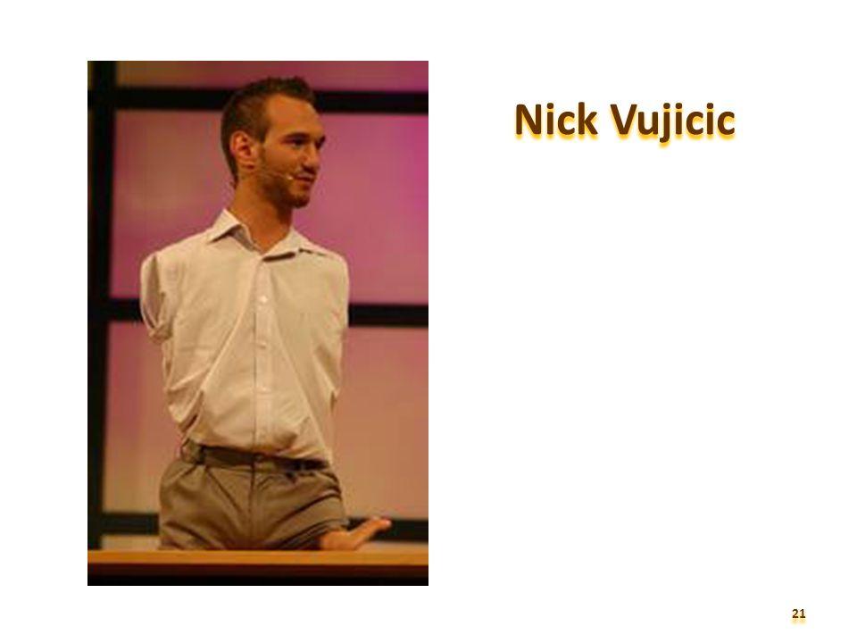 Nick Vujicic 21