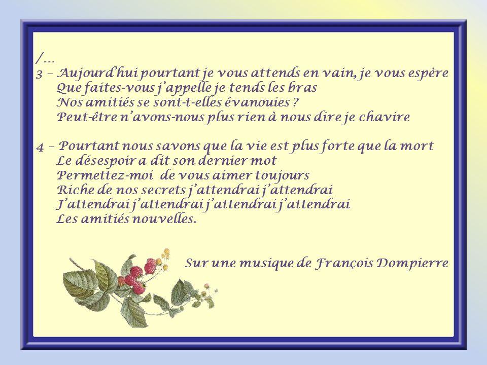 Pauline Julien 1928 - 1998 LÂME A LA TENDRESSE Ce soir jai lâme à la tendresse Tendre tendre, douce douce Ce soir jai lâme à la tendresse Tendre tendr