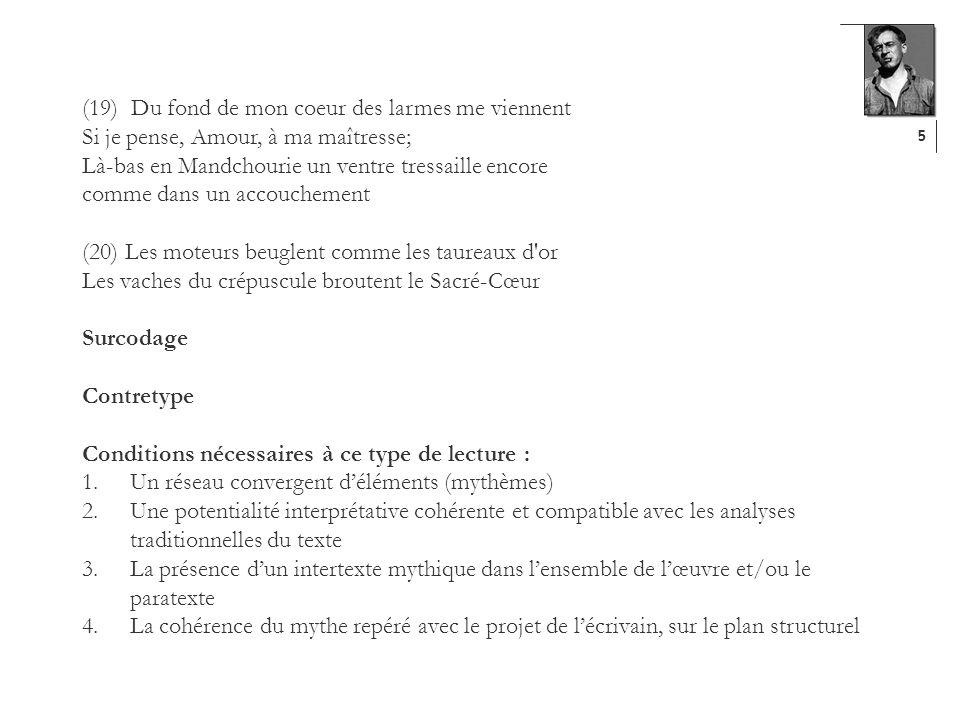 Le mythe du labyrinthe dans la littérature française XX e s.