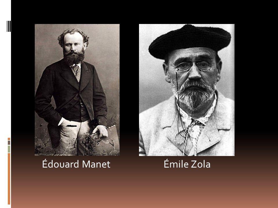 Édouard ManetÉmile Zola