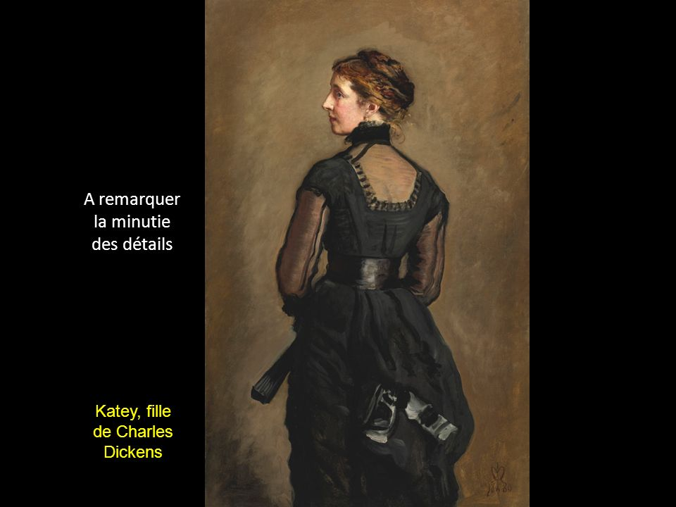 Autoportrait Effie Gray, son épouse, le pressait daugmenter la production de ses nombreux tableaux à succès pour nourrir ses huit enfants.