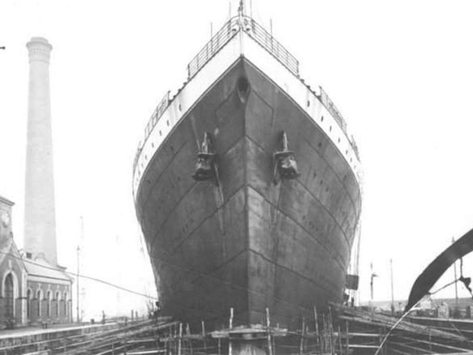 Le Titanic en cale sèche