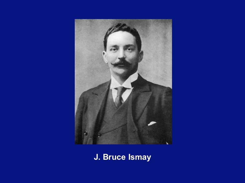 Les plans furent approuvés à Belfast le 29 de juillet 1908 par Bruce Ismay et autres hauts directeurs de White Star.