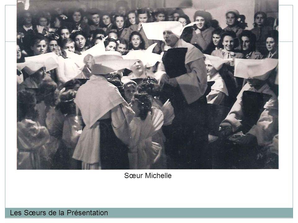 Les Sœurs de la Présentation Sœur Michelle