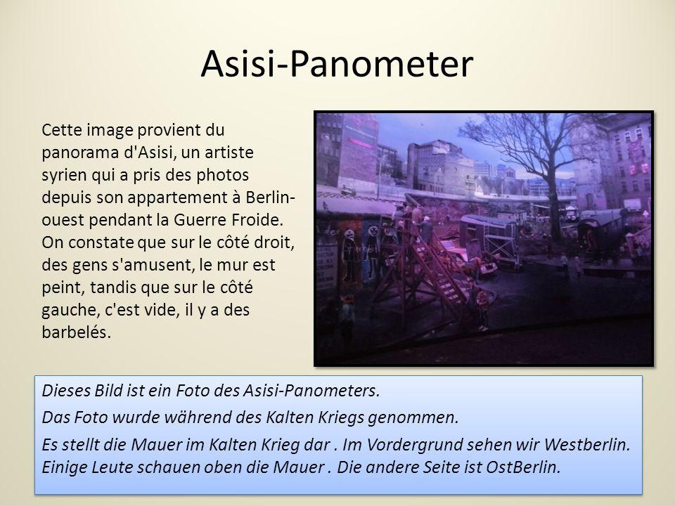 Asisi-Panometer Dieses Bild ist ein Foto des Asisi-Panometers.
