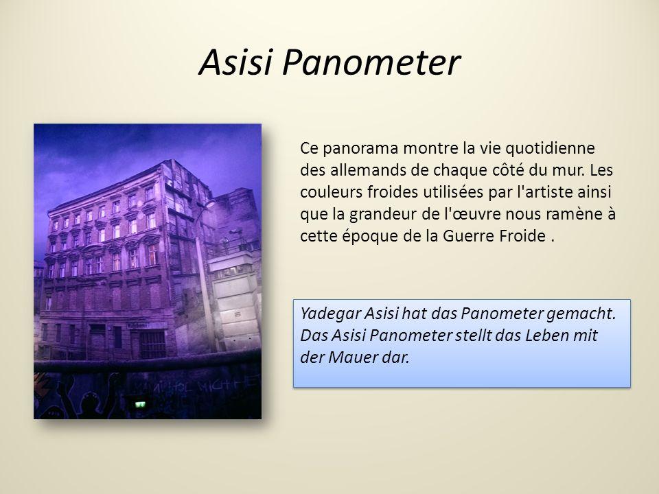 Asisi Panometer Yadegar Asisi hat das Panometer gemacht.