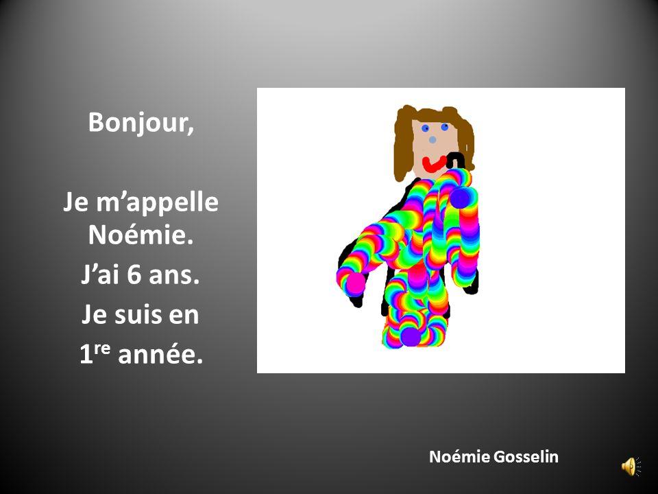 Mathis Carbonneau Bonjour, Je m`appelle Mathis.J`ai 7 ans.