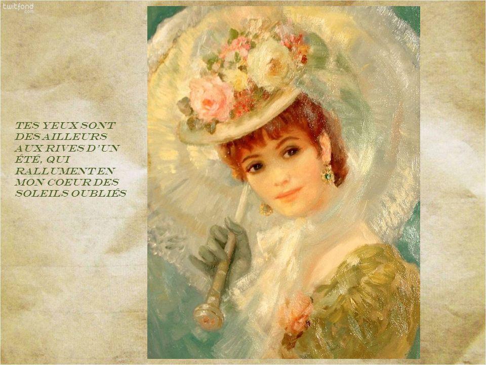 La beauté ne plaît qu aux yeux, la douceur charme l âme.