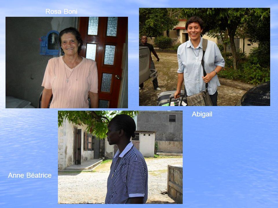 Rosa : déjà 3 mois en Haïti, comment est-elle arrivée à « Source de Vie » ? Que fait-elle ?
