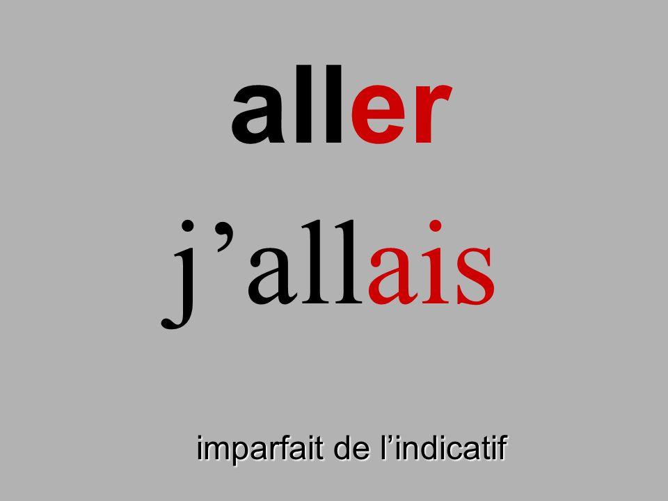imparfait de lindicatif vous lisiez lire
