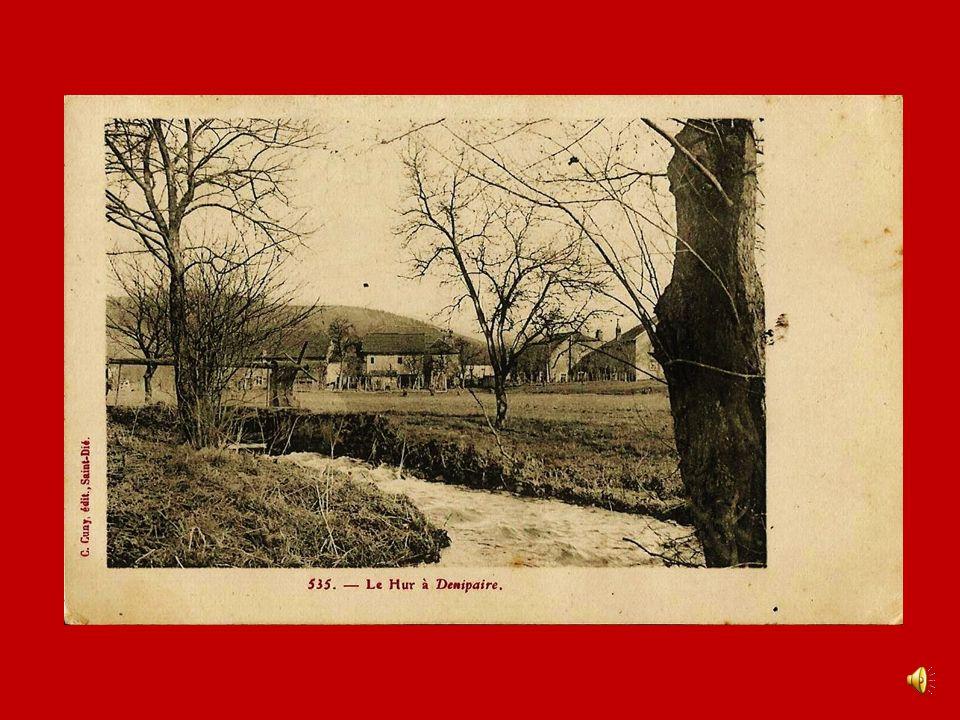 Les cols des Vosges, la route vers St Dié Le 6 mars 15 Ma chère Angèle Je viens par la présente te dire que je suis en bonne santé je crains quil nen