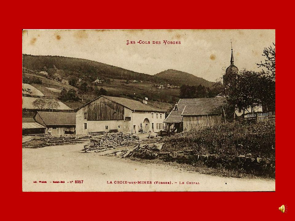 Le Hur à Dénipaire, St Dié Le 3 novembre 1914 Bien chère Angèle Je ne sais si vous navez pas de papier à Malbuisson autrement je pourrais ten envoyer