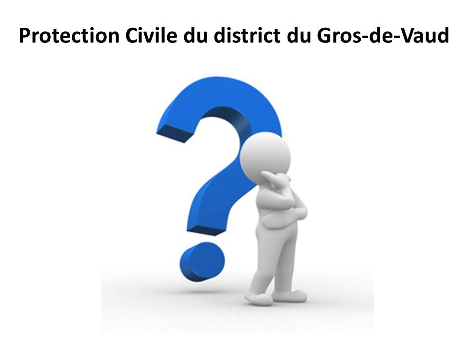 Protection Civile du district du Gros-de-Vaud