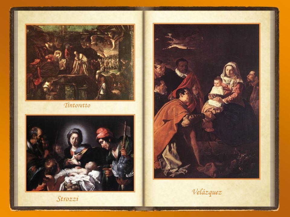 Tintoretto Strozzi Velázquez