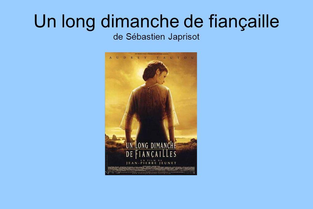 Un long dimanche de fiançailles raconte les recherches d une jeune fille, Mathilde, pour retrouver son fiancé condamné à mort pendant la guerre 14-18.