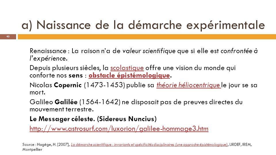 3-1 La démarche scientifique générale Savoir scientifique = vérités qui, de toute éternité, attendent dêtre découvertes, constatées.
