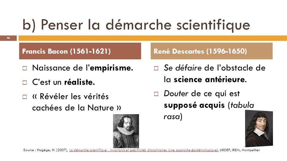 La révolution scientifique Galileo Galilée (1564- 1642) : Les mathématiques ce « langage décrivant la nature ».