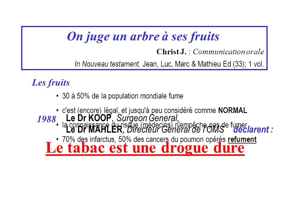 50.000 ALCOOL L alcool: maladies, accidents de la route… Sur 550.000 personnes qui meurent chaque année en France...