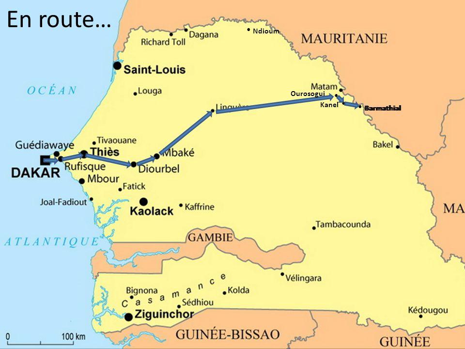 En route… Ndioum Ourosogui Kanel Barmathial