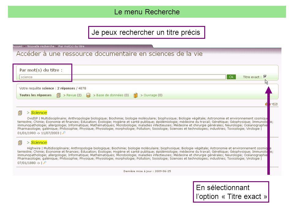 Bonne navigation sur BiblioVIE! Contact : Assistance-portail@inist.frAssistance-portail@inist.fr