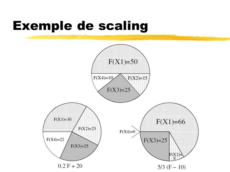 Exemple de scaling