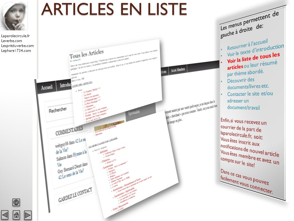 Laparolecircule.fr Leverbe.com Lespritduverbe.com Lephare1734.com DESTINATAIRES ARTICLE Titre de mon article Il est facile de saisir un texte sans fioriture.