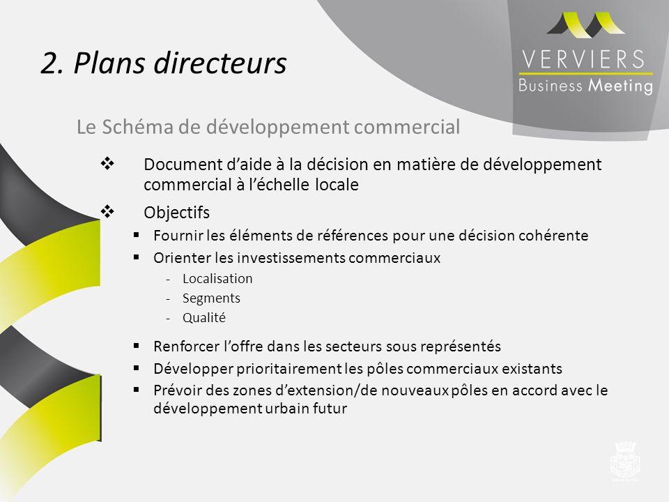 Document daide à la décision en matière de développement commercial à léchelle locale Objectifs Fournir les éléments de références pour une décision c
