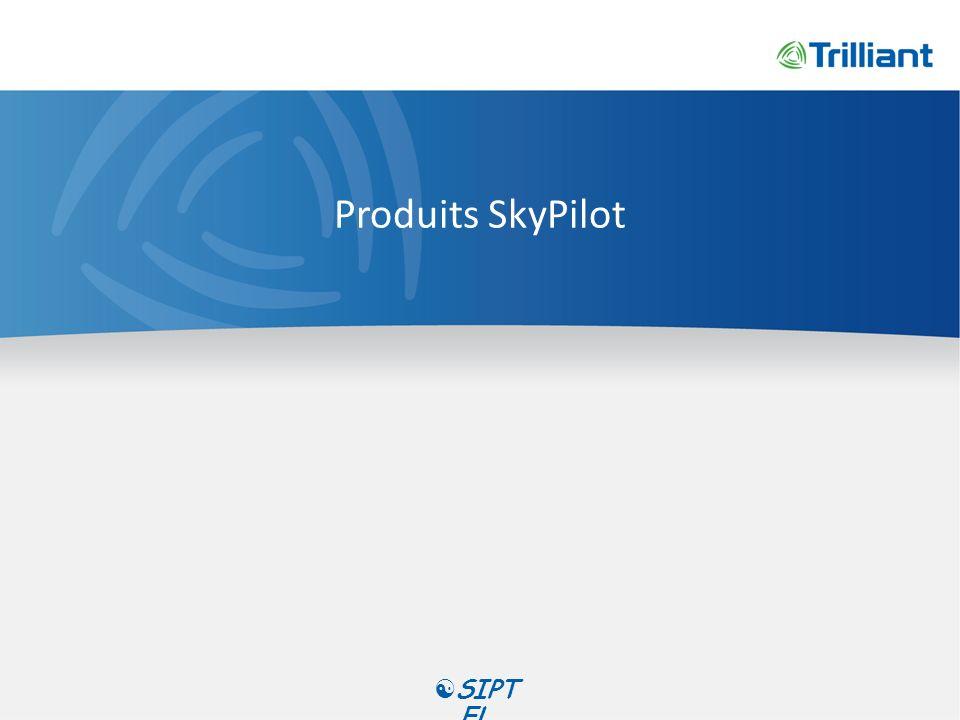 Produits SkyPilot SIPT EL