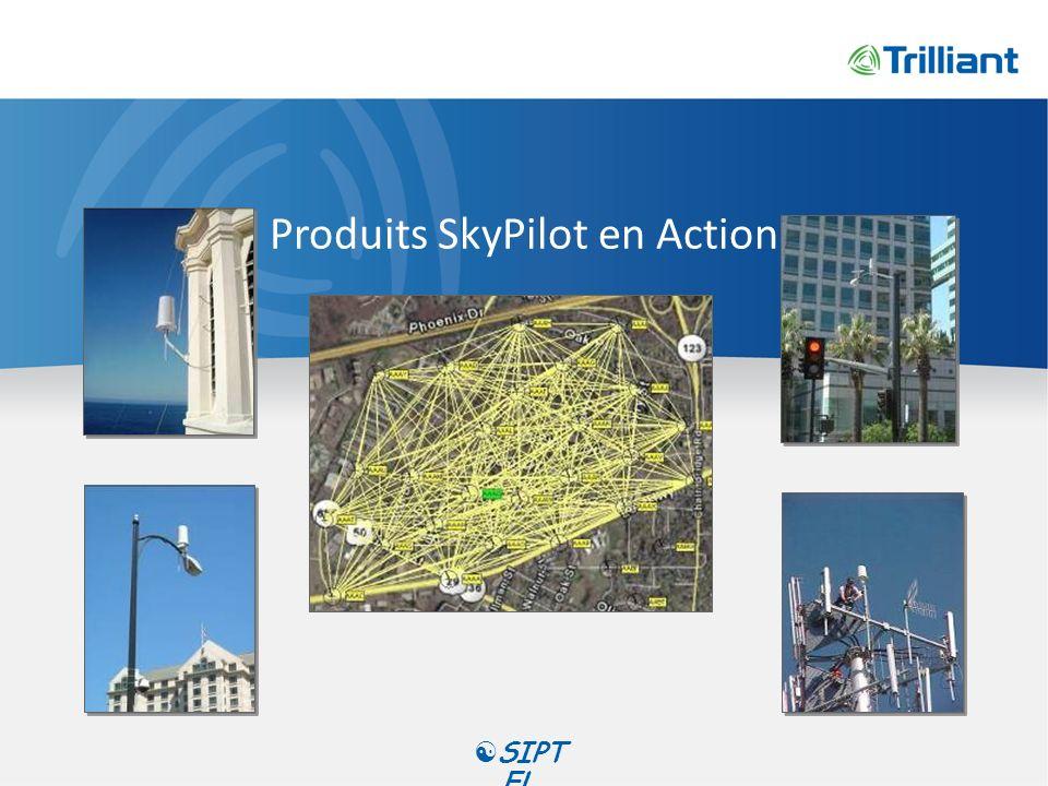 Produits SkyPilot en Action SIPT EL
