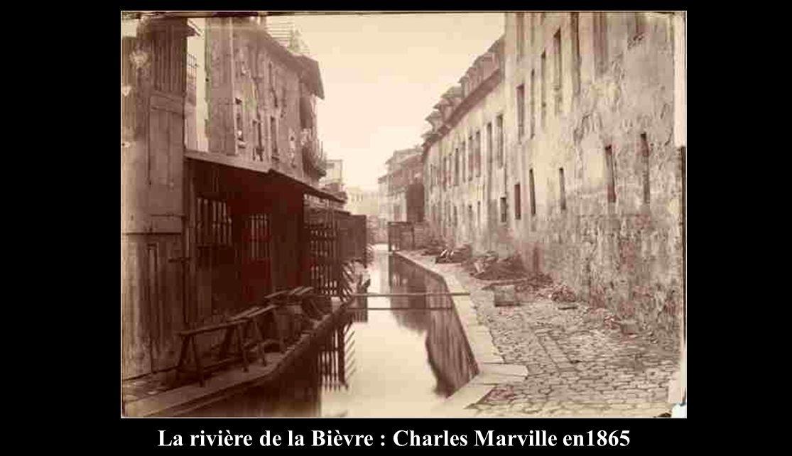 paris-avant-Montagne-Sainte-Geneviève-1865-1868 – Charles-Marville