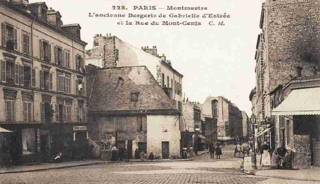 Vieilles maisons, 1-3 rue du Plat-d Étain