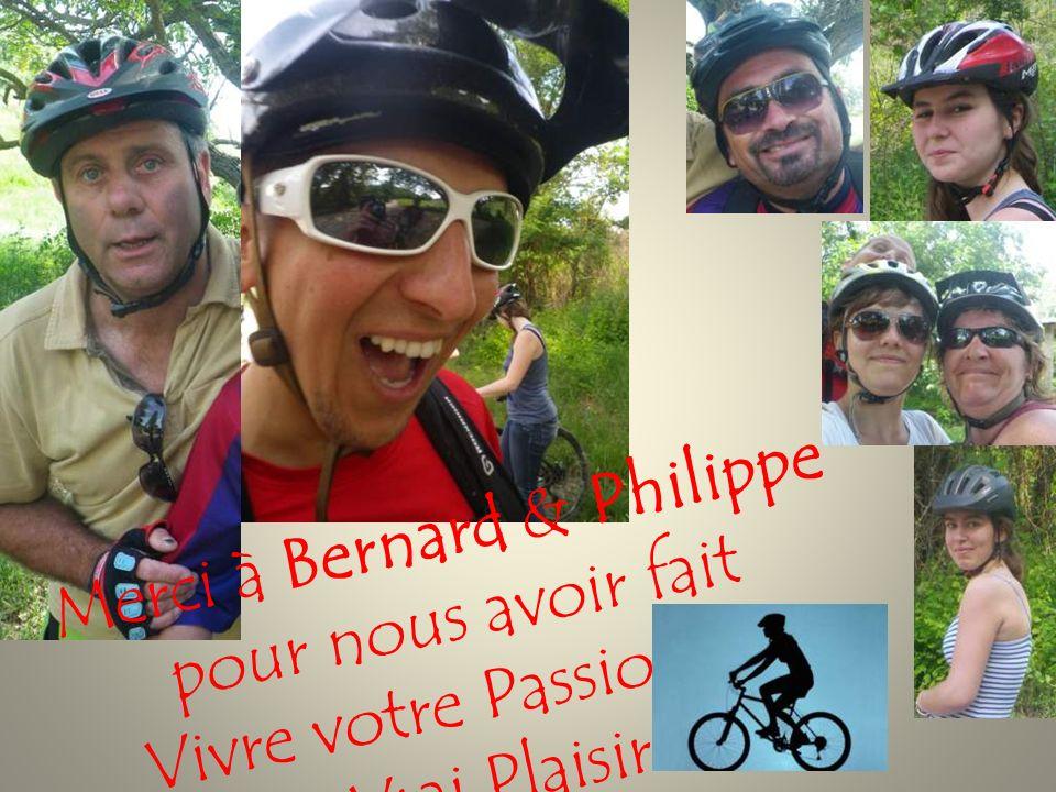 Merci à Bernard & Philippe pour nous avoir fait Vivre votre PassioN … Un Vrai Plaisir !!!