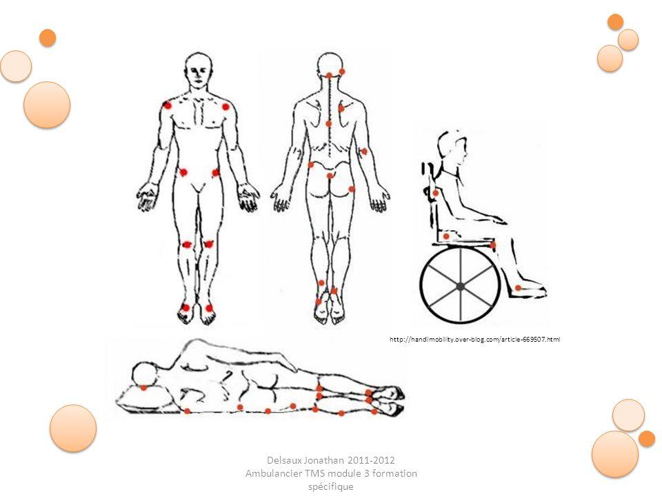 Delsaux Jonathan 2011-2012 Ambulancier TMS module 3 formation spécifique Fin… http://handimobility.over-blog.com/article-669507.html