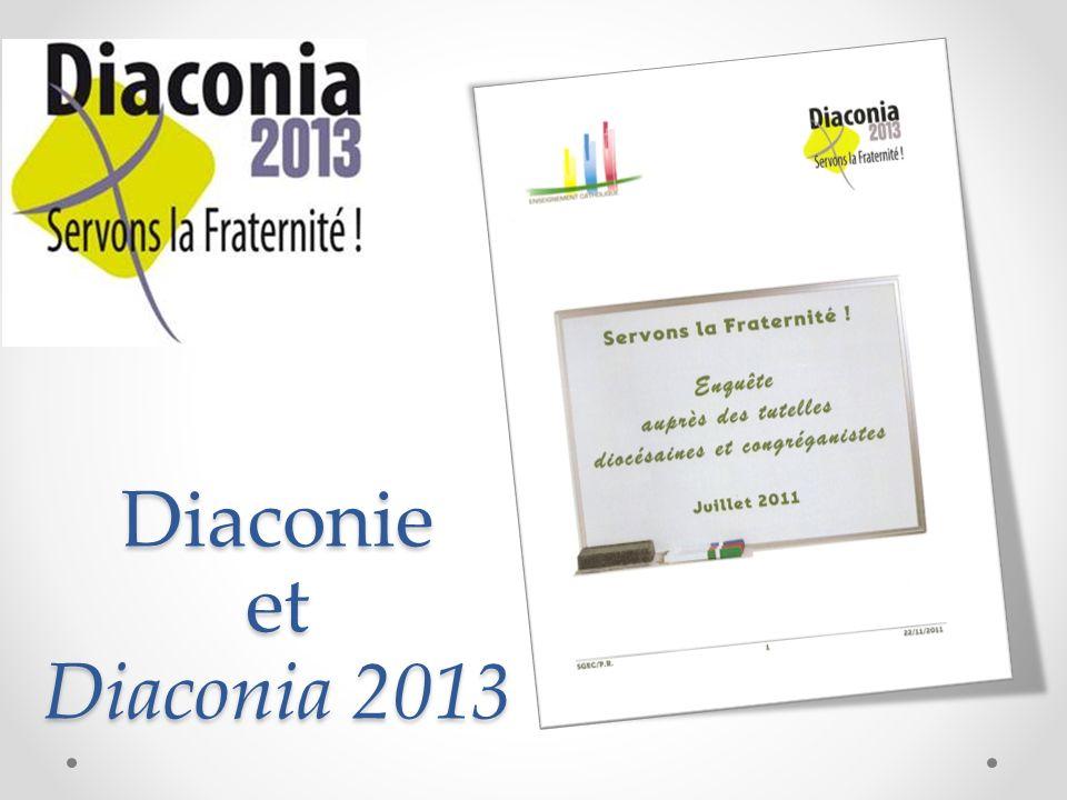Diaconie et Diaconia 2013