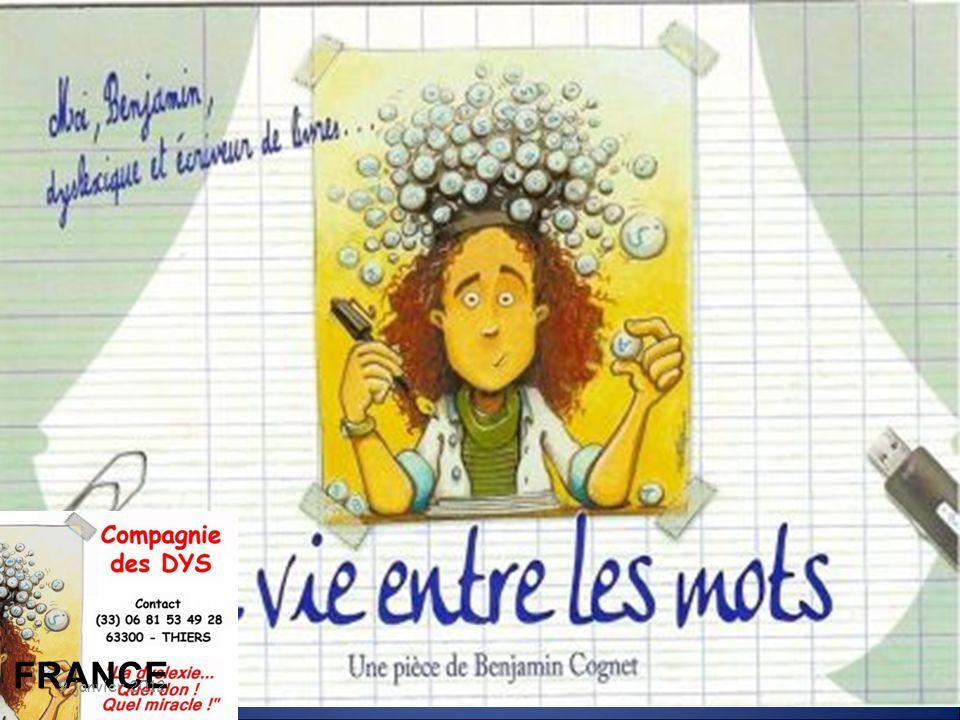 07/01/2012 FIN MAIS NON !... La « Vie » continue : En 2012 : Le 27 janvier, PARENT (63) Le 1 er juin, RIOM (63) Le 15 juin, LYON (69) ET… Représentati