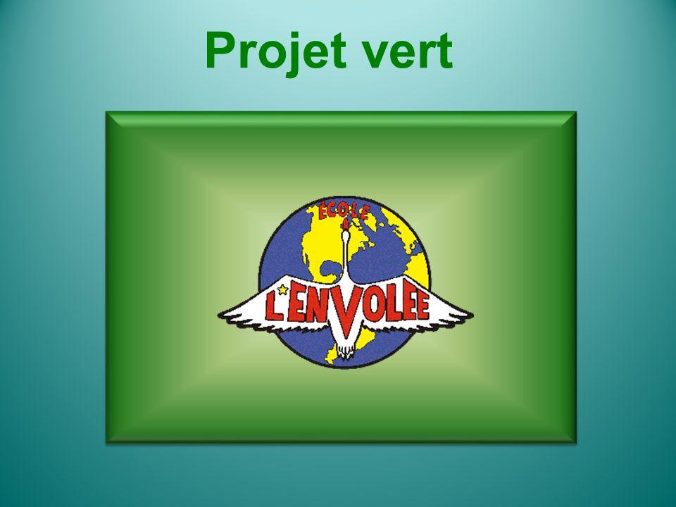 Objectifs principaux: 1- Devenir une école écologique, être un modèle et être en mesure de sensibiliser les élèves à diverses pratiques écologiques visant à promouvoir l action environnementale positive dans notre milieu et au sein de la collectivité.